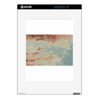Arkansas River Valley- Classic Style Skin For iPad