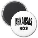 Arkansas Rocks! Fridge Magnet
