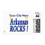 Arkansas Rocks ! Stamps