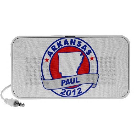 Arkansas Ron Paul Altavoz