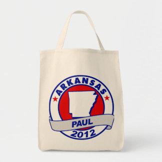 Arkansas Ron Paul Bags