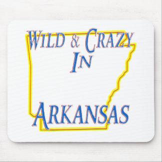 Arkansas - salvaje y loco tapete de raton