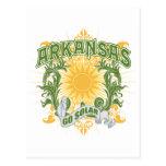 Arkansas solar postales