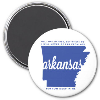 arkansas | song lyrics | dark blue magnet