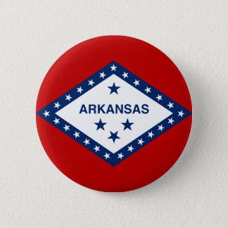 Arkansas State Flag Button