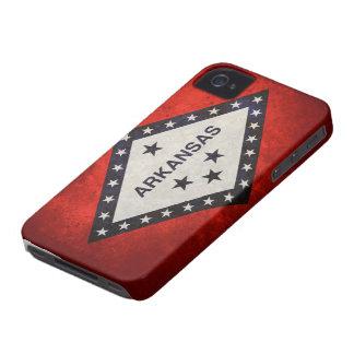 Arkansas State Flag Case-Mate iPhone 4 Case