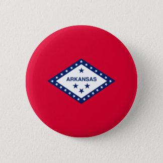 Arkansas State Flag Design Button