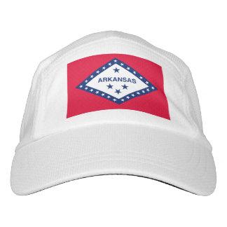 Arkansas State Flag Design Headsweats Hat
