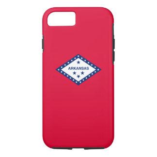 Arkansas State Flag Design iPhone 7 Case