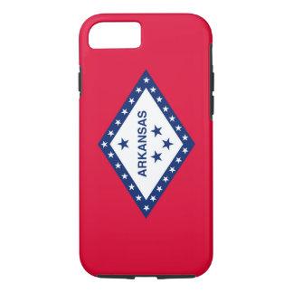 Arkansas State Flag Design iPhone 8/7 Case