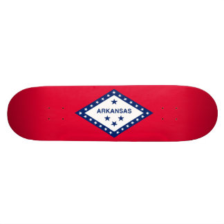 Arkansas State Flag Design Skateboard