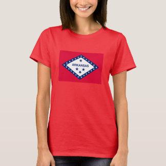 Arkansas State Flag Design T-Shirt