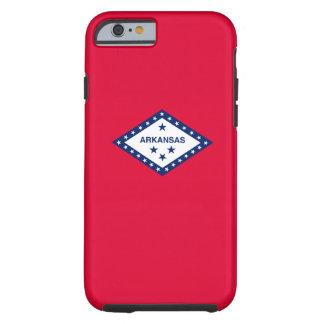 Arkansas State Flag Design Tough iPhone 6 Case