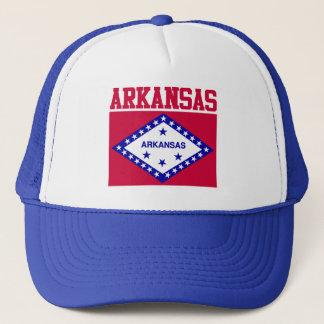 Arkansas State Flag Hat