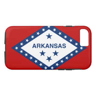 Arkansas State Flag iPhone 7 Case