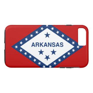 Arkansas State Flag iPhone 7 Plus Case