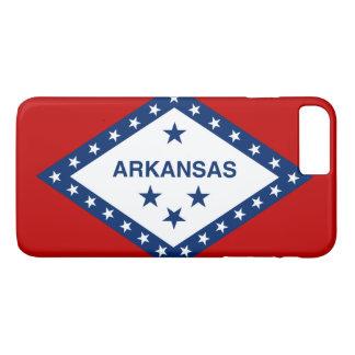 Arkansas State Flag iPhone 8 Plus/7 Plus Case