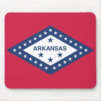 Arkansas State Flag Mouse Pad