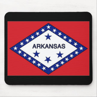 Arkansas State Flag Mousepad
