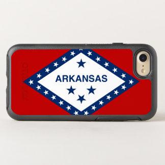Arkansas State Flag OtterBox Symmetry iPhone 7 Case