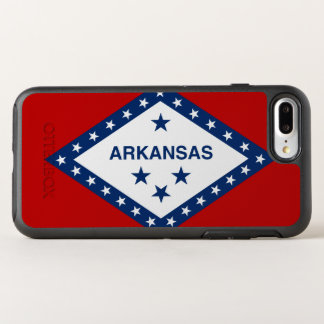 Arkansas State Flag OtterBox Symmetry iPhone 7 Plus Case