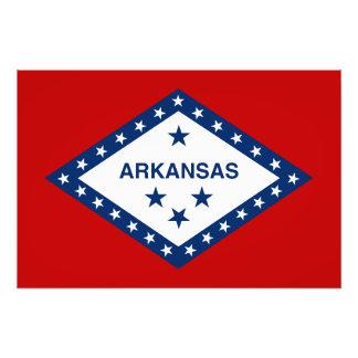 Arkansas State Flag Photo