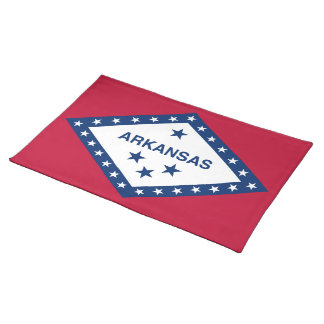 Arkansas State Flag Placemat