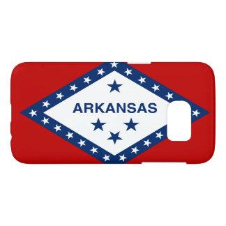 Arkansas State Flag Samsung Galaxy S7 Case