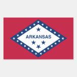 Arkansas State Flag Sticker