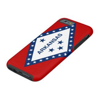 Arkansas State Flag Tough iPhone 6 Case