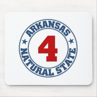 Arkansas State Mouse Pad