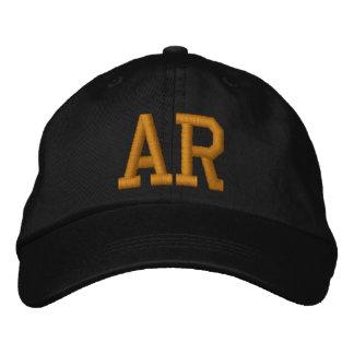 Arkansas State of Arkansas Embroidered Baseball Hat