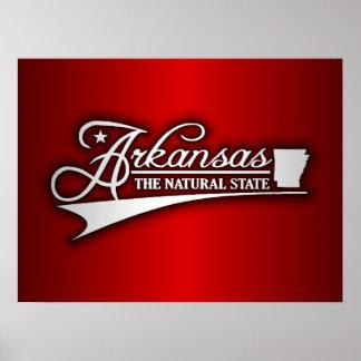 Arkansas State of Mine Poster