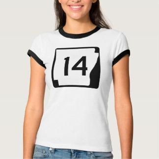 Arkansas State Route 14 T-Shirt