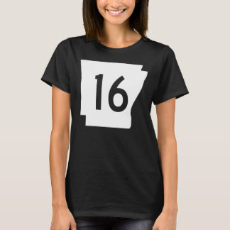 Arkansas State Route 16 T-Shirt