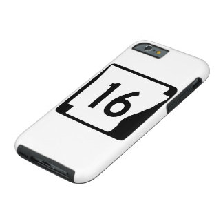 Arkansas State Route 16 Tough iPhone 6 Case