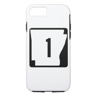 Arkansas State Route 1 iPhone 7 Case
