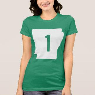 Arkansas State Route 1 T-Shirt