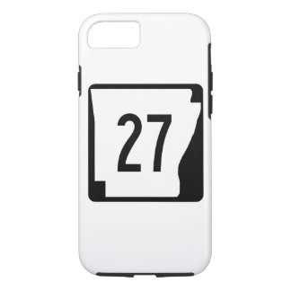 Arkansas State Route 27 iPhone 7 Case