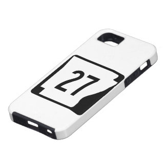 Arkansas State Route 27 iPhone SE/5/5s Case