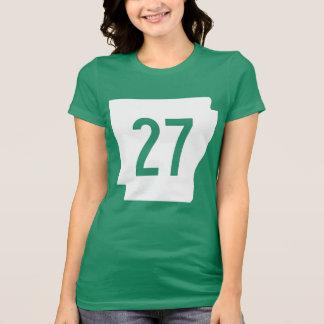 Arkansas State Route 27 T-Shirt