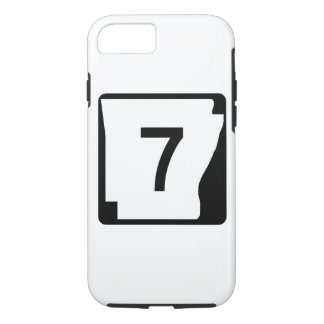 Arkansas State Route 7 iPhone 8/7 Case