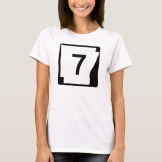 Arkansas State Route 7 T-Shirt