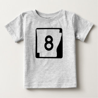 Arkansas State Route 9 Baby T-Shirt