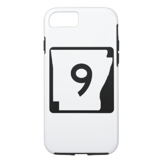 Arkansas State Route 9 iPhone 7 Case
