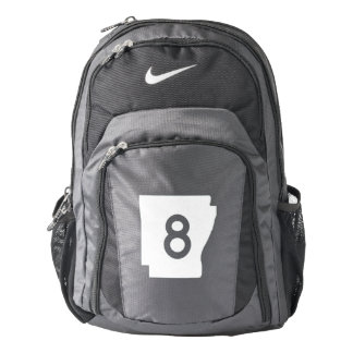 Arkansas State Route 9 Nike Backpack