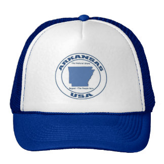 Arkansas State Trucker Hat