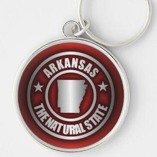 """""""Arkansas Steel"""" Keychains (Red)"""