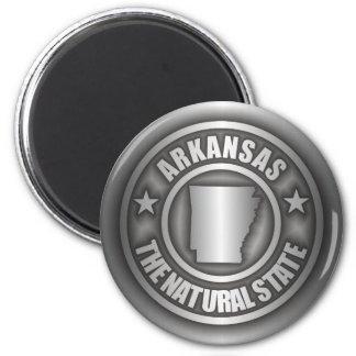 """Arkansas Steel"" Magnets"