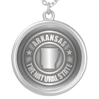 """Arkansas Steel"" Necklaces"